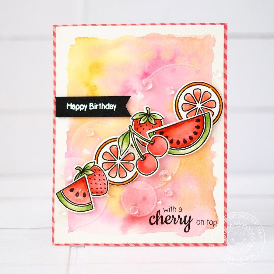 Fresh & Fruity Stamps