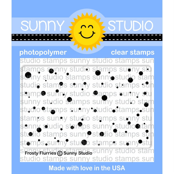 Frosty Flurries Stamps