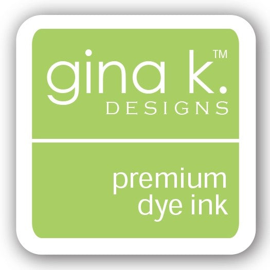 "Gina K. Designs GKD 1"" Mini Premium Dye Ink Cube - Applemint"