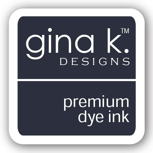 "Gina K. Designs GKD 1"" Mini Premium Dye Ink Cube - In The Navy"