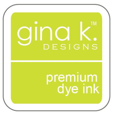 "Gina K. Designs GKD 1"" Mini Premium Dye Ink Cube - Key Lime"