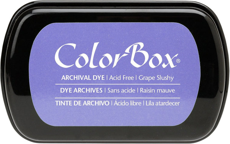 Colorbox Archival Dye Ink- Grape Slushy