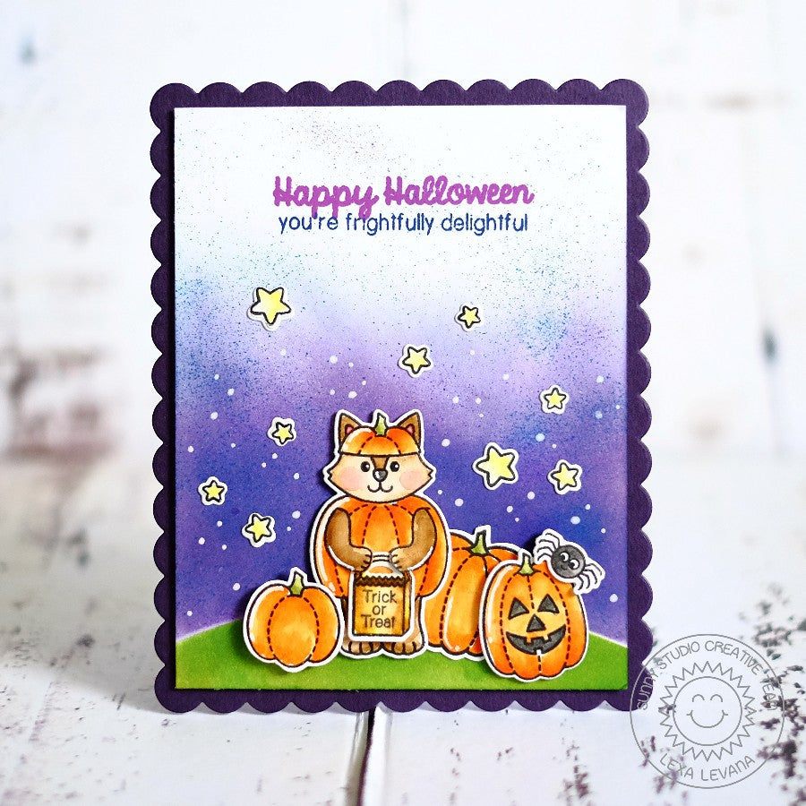 Halloween Cuties Stamps