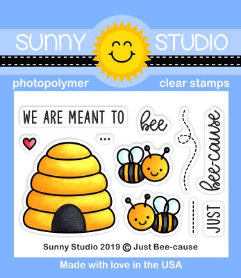 Just Bee-cause Stamps