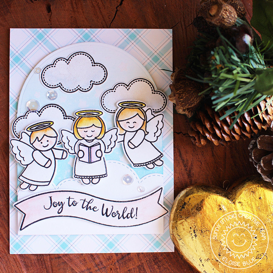 Little Angels Stamps