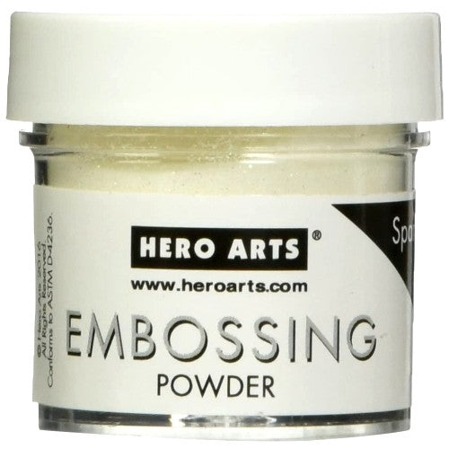 Hero Arts Sparkle Embossing Powder - 1 oz. ounce Jar PW105