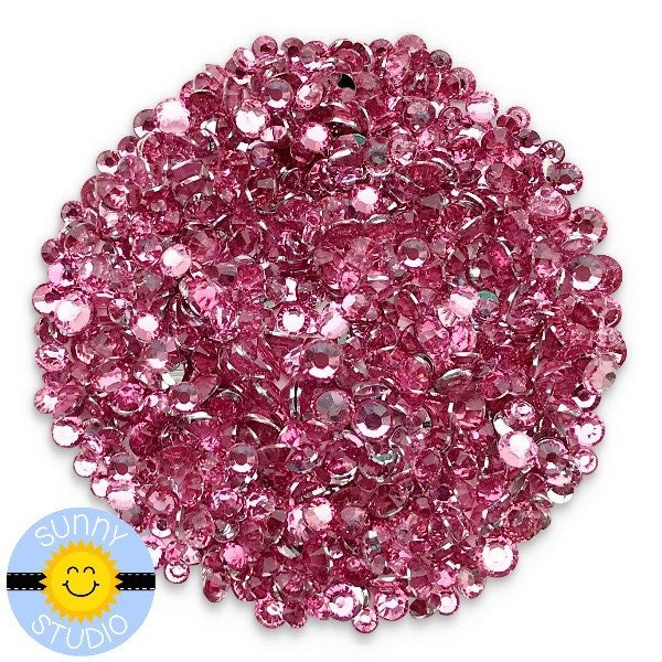 Pink Spinel Jewels