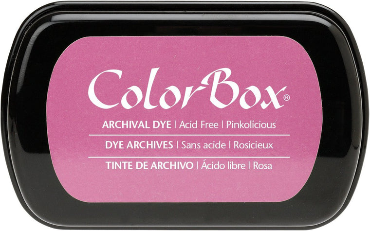 Colorbox Archival Dye Ink- Pinkolicious