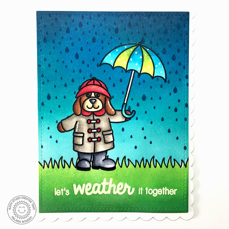 Rain or Shine Stamps