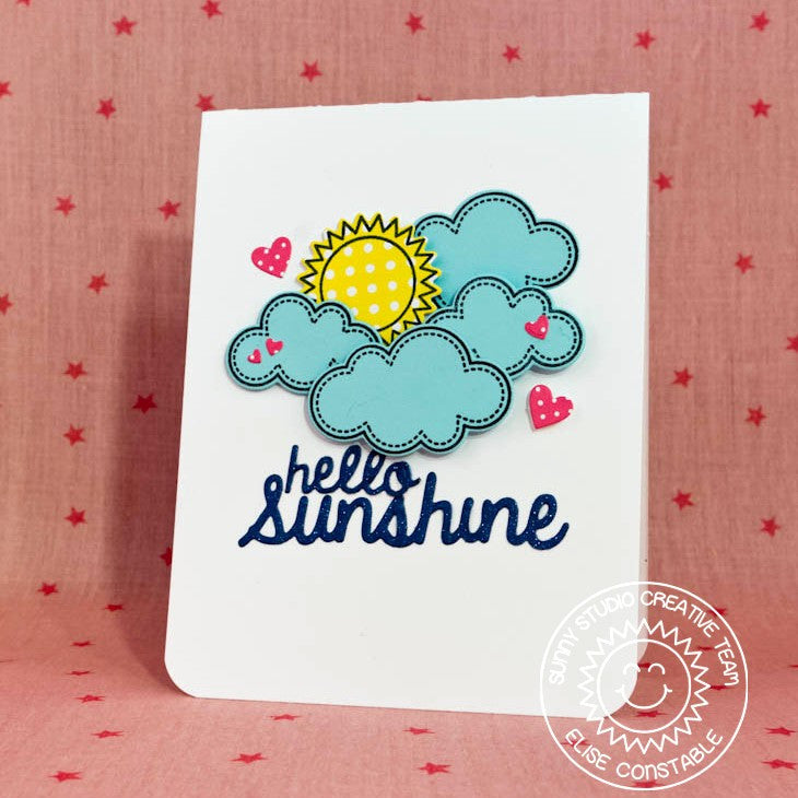 Sunny Sentiments Stamps