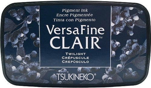 Tsukineko VersaFine Clair Twilight Pigment Ink Stamp Pad