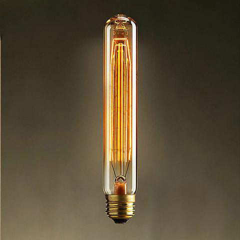 Vintage Edison Bulb - E27 220V - 110V - Incandescent Bulbs - 40W Filament Retro Edison Light