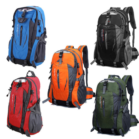 Waterproof Durable Outdoor Climbing Backpack - Unisex - High Quality
