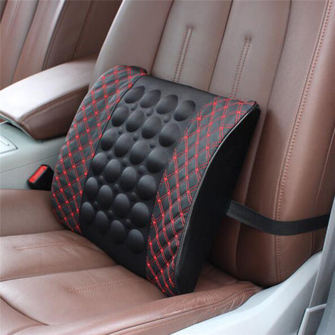 Electric Massage  Cushion For Car/Office - Back Support