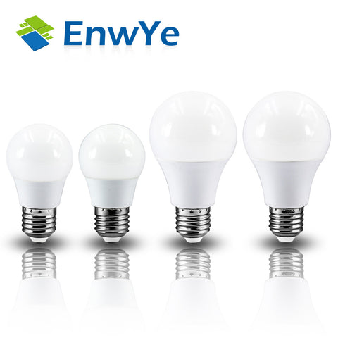360 degrees LED lamp - E27 - 4W 6W 9W 12W 220V - Cold/Warm/White