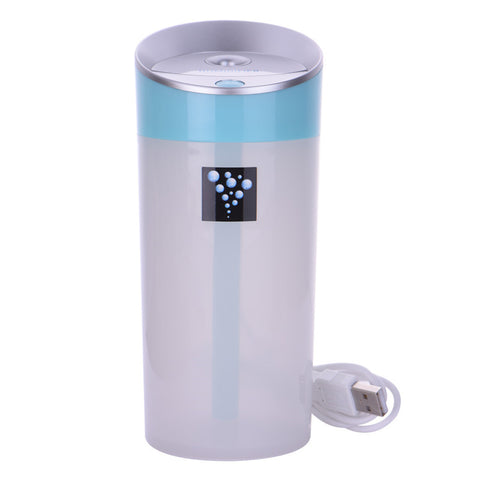 USB Car humidifier  -  Aromatherapy - Oil diffuser -  Ultrasonic Humidifier