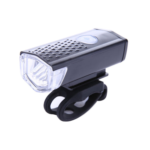 300LM Cycling LED Lamp - USB Rechargeable - Waterproof - 3 Modes