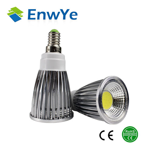 E14 - LED Spotlight Bulbs - 110V 220V 230V - 9W 12W 15W