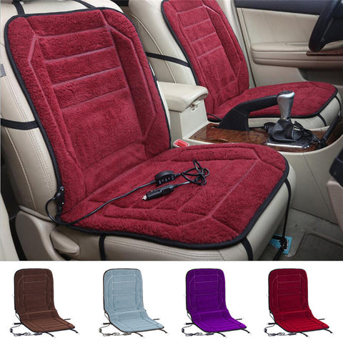 Heated Seat Cushion - Hot Warmer Cover-  12V