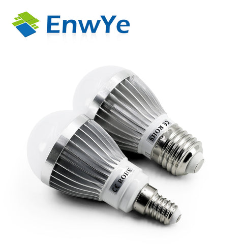 Led Light Bulb - 3W 5W 7W 9W 12W - High lumen - Real Power Spotlight