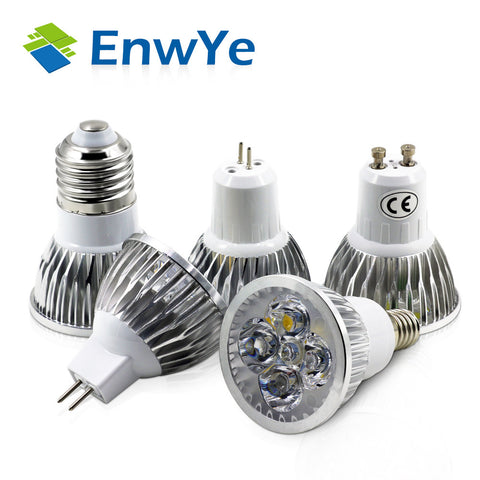 5x LED Spotlights - Cool/White/Warm White - 4W 5W - E14 - 110V 220V