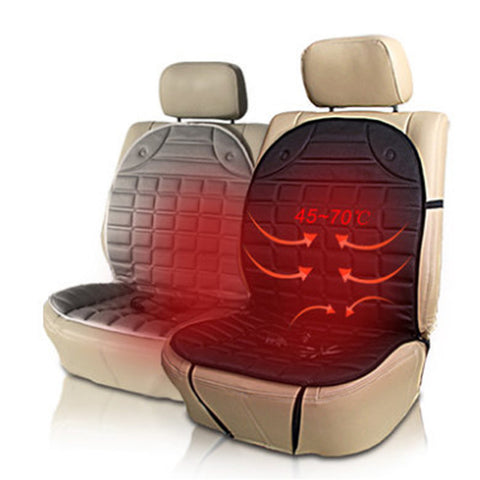 12V Car Seat Warmer -  Seat Cushion - Winter Heated