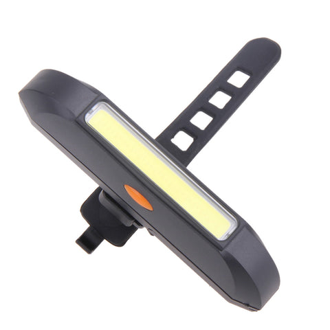 100 Lumens Bicycle Front Rear Tail LED Flash Lights - COB
