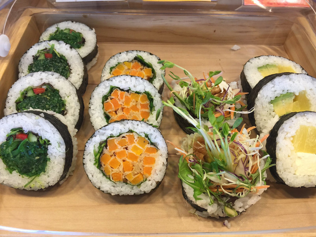 Eat Sushi for Your Health - Not just because it Tastes Great!