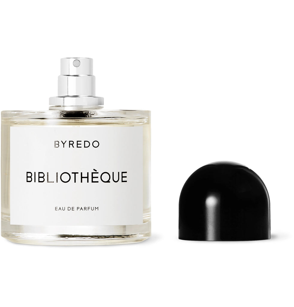 Bibliothèque Eau de Parfum - Juniper Berries, Orris, Violet, Leather & Patchouli, 50ml