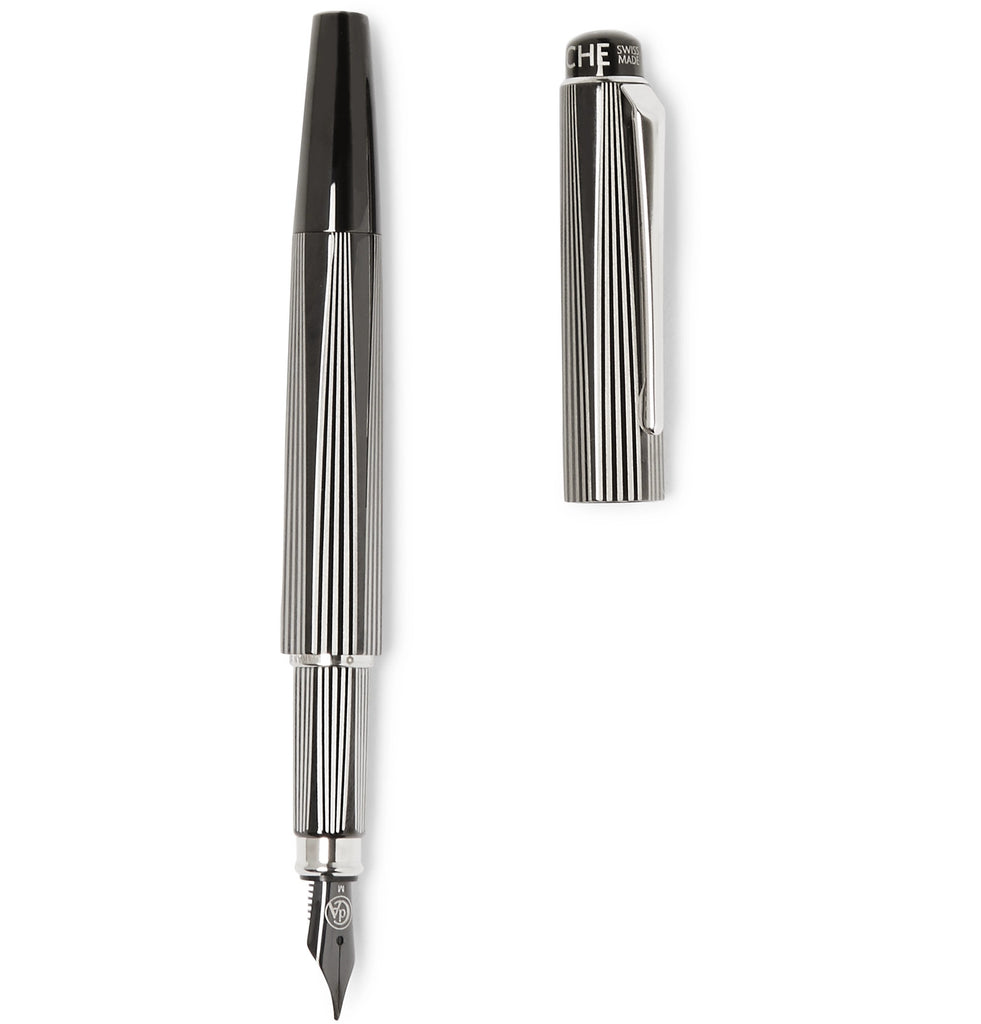 RNX.316 PVD-Coated Steel Fountain Pen