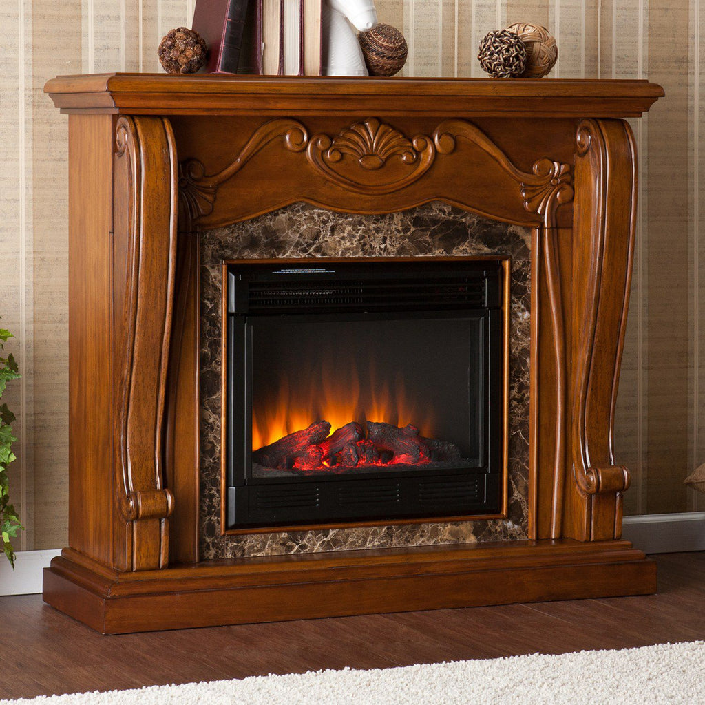 Auden Electric Fireplace