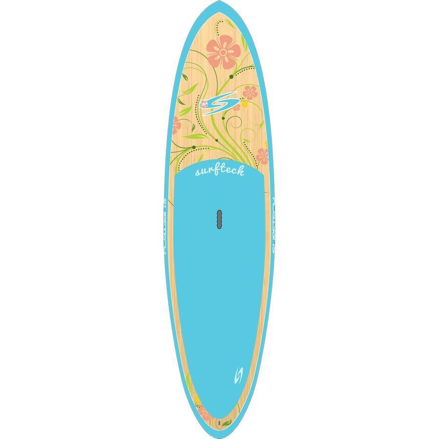 SURFTECH Discovery Floral Paddleboard, 10' 0""