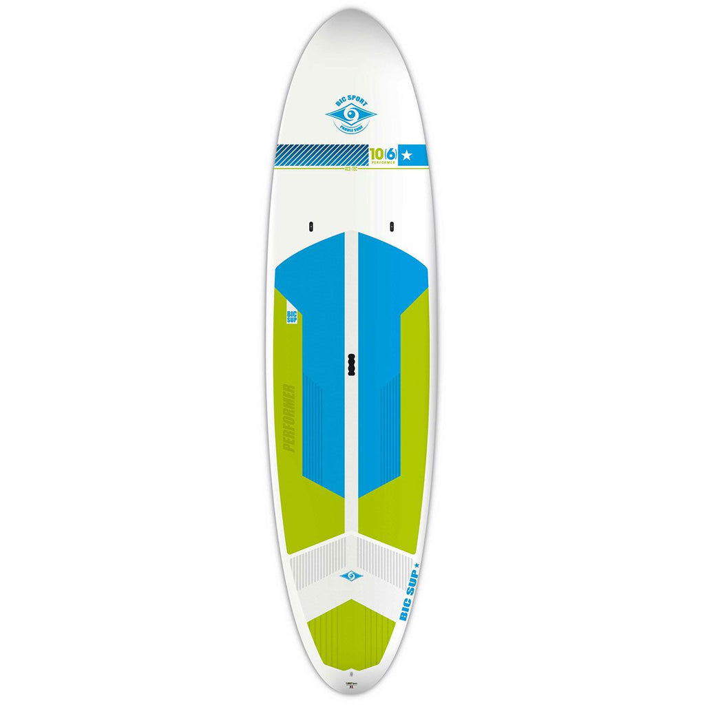 BIC Performer White Paddleboard, 10' 6""