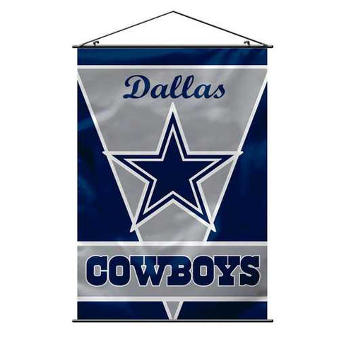 Dallas Cowboys Banner 28x40 Premium