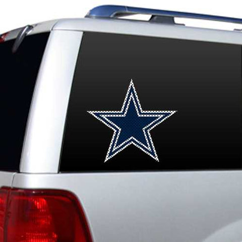 Dallas Cowboys Large Die-Cut Window Film