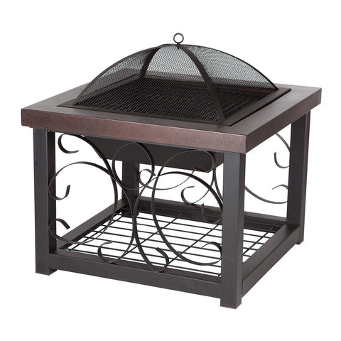 Image of Fire Sense Coffee Table Fire Pit
