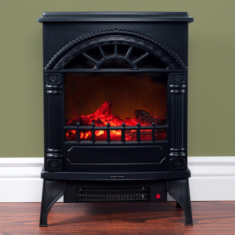 Image of Northwest Free Standing Electric Log Fireplace
