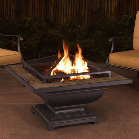 Image of Sunjoy Steel Fire Pit