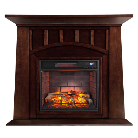 Image of Merwin Infrared Electric Fireplace