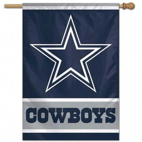 Dallas Cowboys Banner 28x40