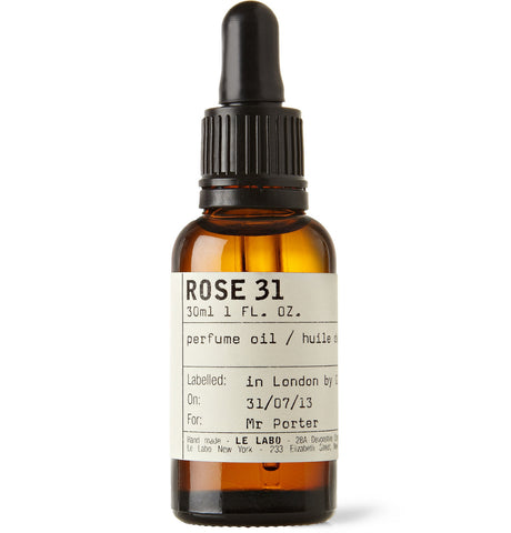 Rose 31 Perfume Oil, 30ml