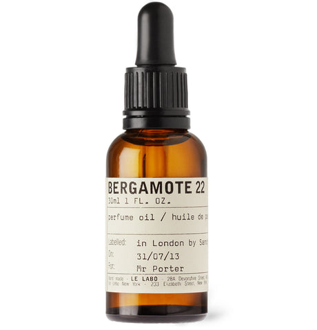 Image of Bergamote 22 Perfume Oil, 30ml