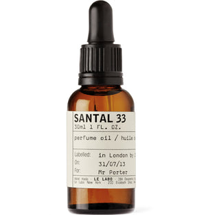 Santal 33 Perfume Oil - Sandalwood & Cardamom, 30ml