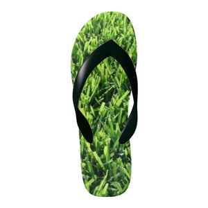 Flinchies Grass Flip Flops
