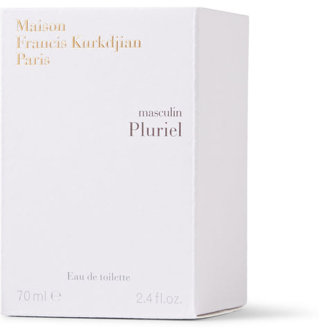 Image of Masculin Pluriel Eau de Toilette - Lavender Absolute & Leather, 70ml
