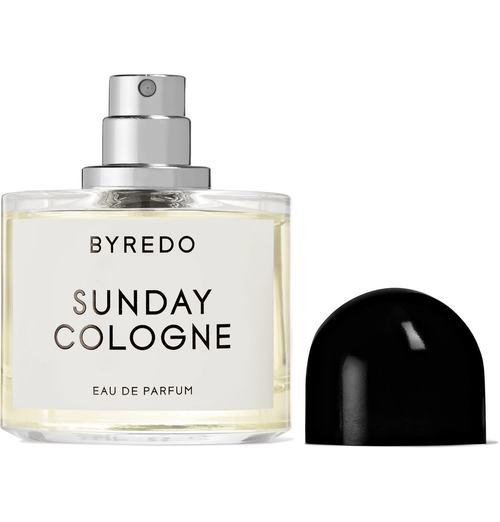 Sunday Cologne Eau de Parfum - Vetiver, Bergamot, 50ml