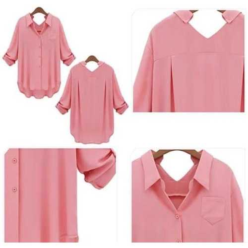 Head-Turner Double Collar Shirt