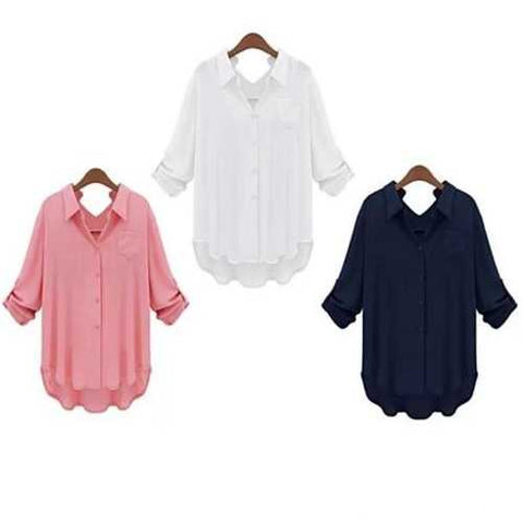 Image of Head-Turner Double Collar Shirt