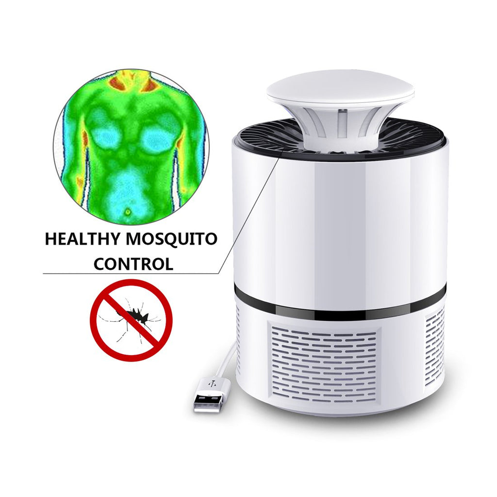 Electric Mosquito Killer with Trap