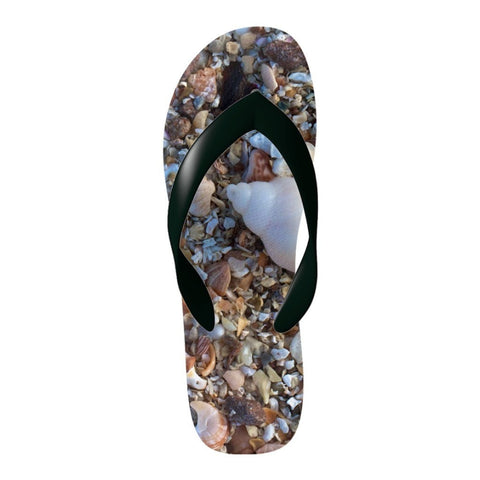 Image of Shell Flip Flops